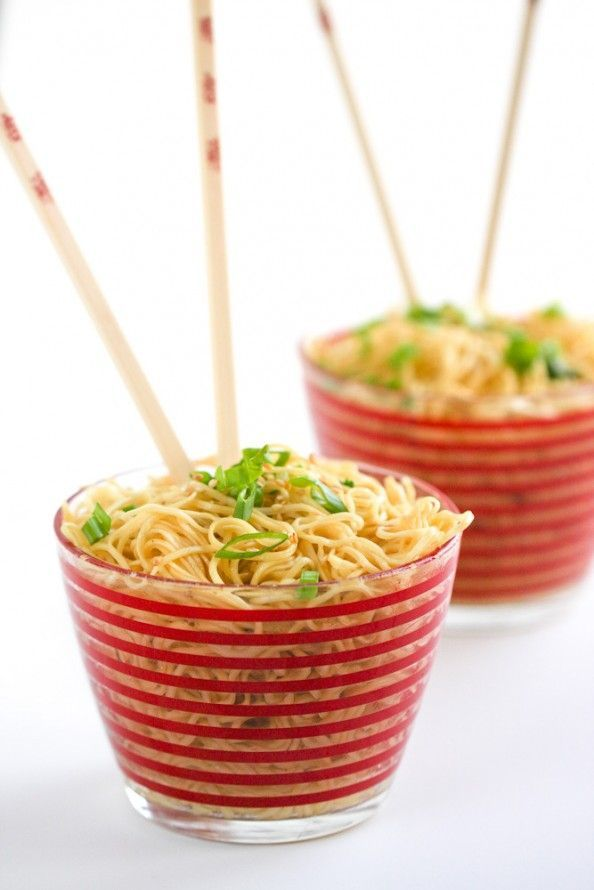 Ginger Scallion Ramen | Recipes to Try | Pinterest