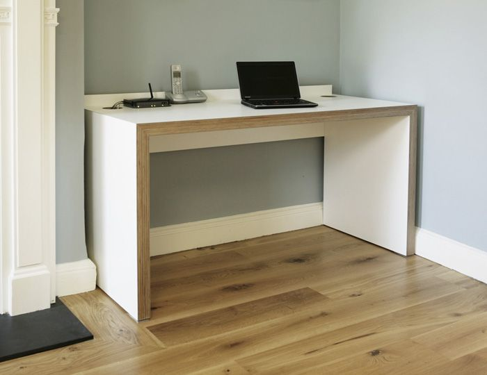Werkbladen Keuken Formica : Desk Birch Plywood