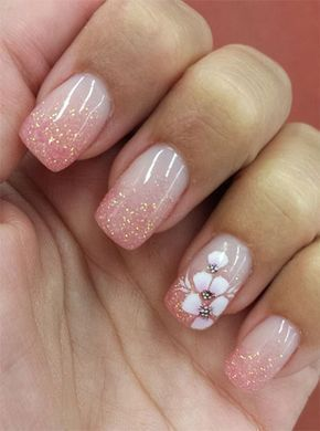 12 Simple 3D Nail Art Designs, Ideas, Trends & Stickers | 3d Nails ...
