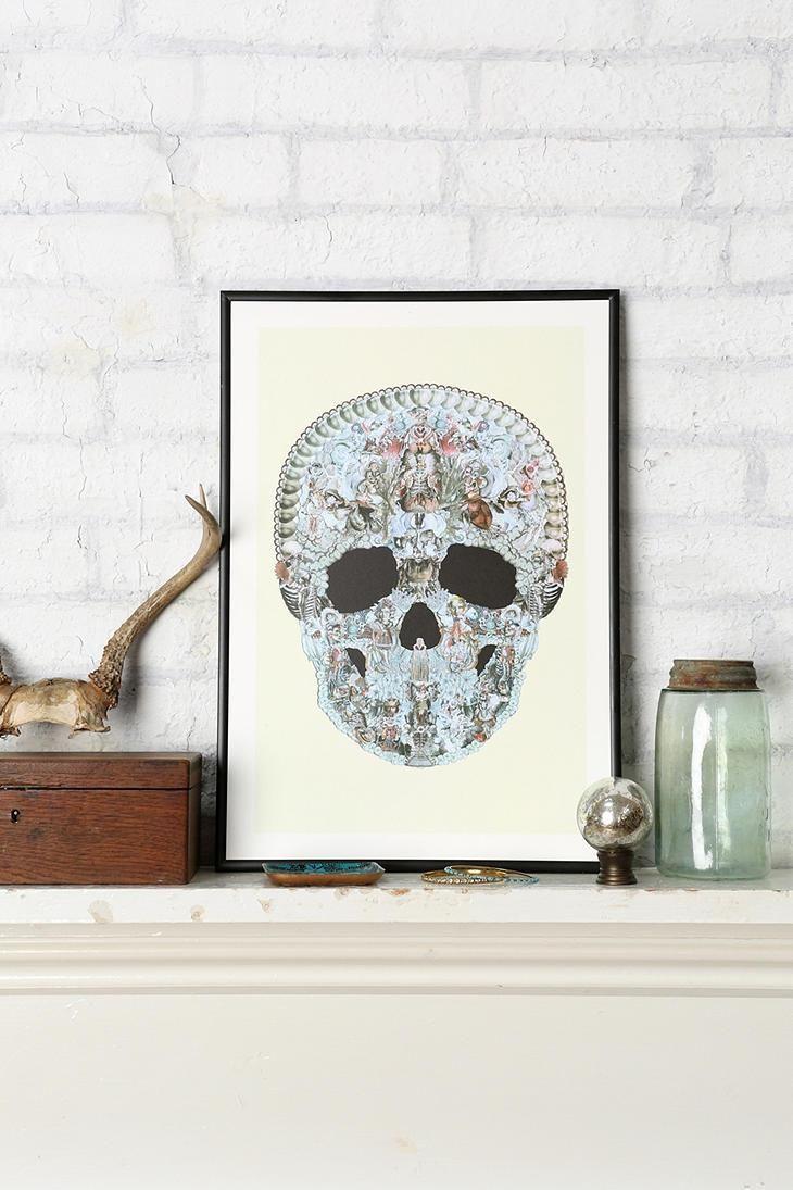 Seiko Kato Subterranean Art Print #urbanoutfitters | Let's ...