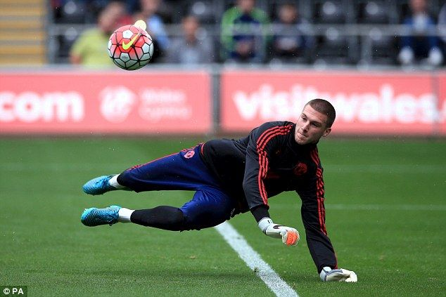 Sam Johnstone has been left furious by Manchester United's refusal to let him leave to play first-team football
