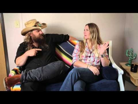"Chris and Morgane Stapleton, ""You Are My Sunshine"" - YouTube"