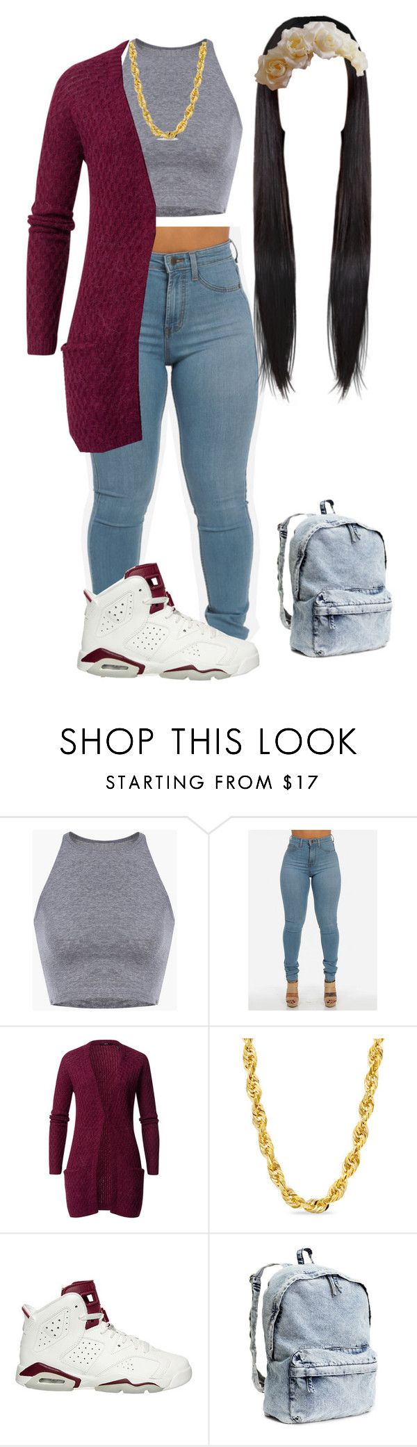 """"" by justnaa ❤ liked on Polyvore featuring moda, Zales e H&M"