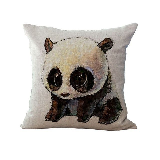 Perfect Baby Panda Cushion Cover