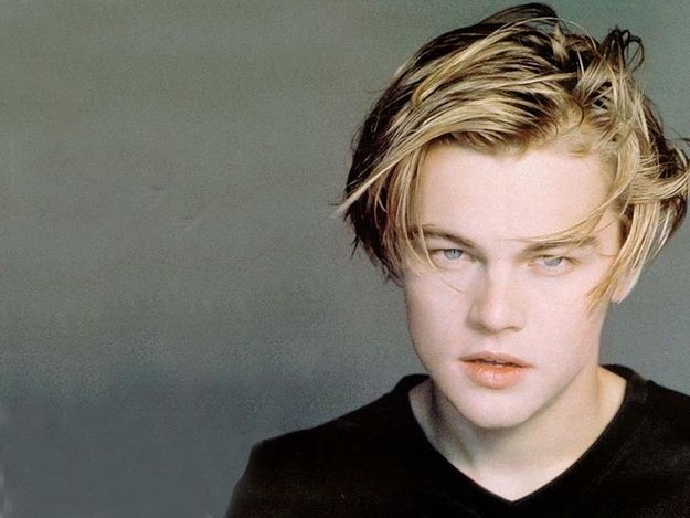 See?! | A Tribute To Leonardo DiCaprio's Hair In The '90s