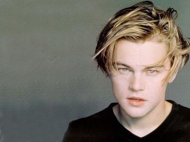 Mesmo que ele tenha finalmente ganhado o Oscar, o melhor trabalho do ator foi esse cabelo incrível que ele ostentava antigamente.