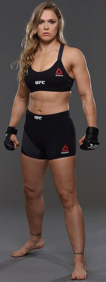 Rhonda Rousey. Bad AsseD Bitch
