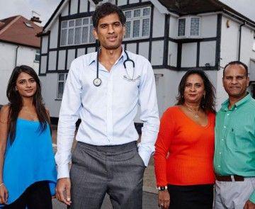Pour les besoins de la BBC, un généraliste arrache une famille au diabète et aux maladies cardiovasculaires par de simples changements de mode de vie. Les diététiciens n'apprécient pas.