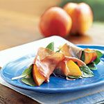 Nectarine, Prosciutto, and Arugula Bundles -- and 32 other fast and delicious appetizers