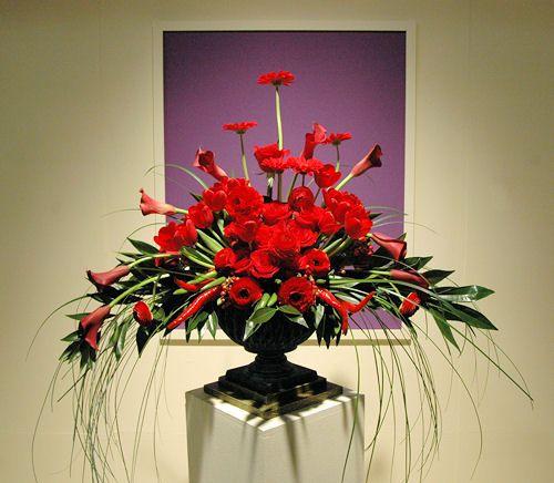 Unique Church Altar Arrangements: 189 Best Flowers, For Church⛪ Images On Pinterest