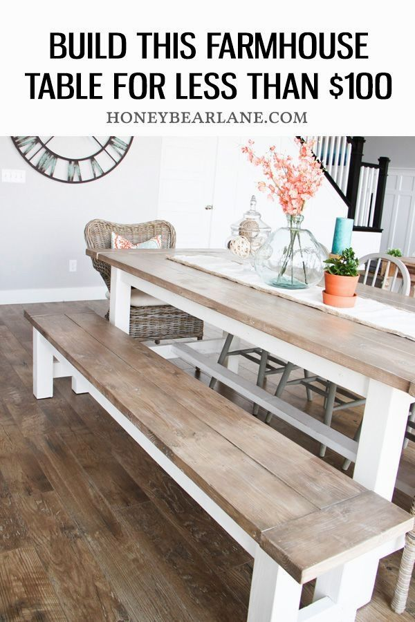 36+ Honeybear lane farmhouse table best