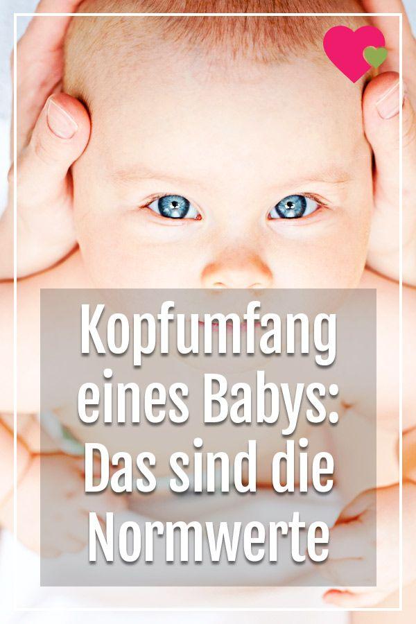 Kopfumfang Baby Tabelle Mit Normwerten Kopfumfang Baby
