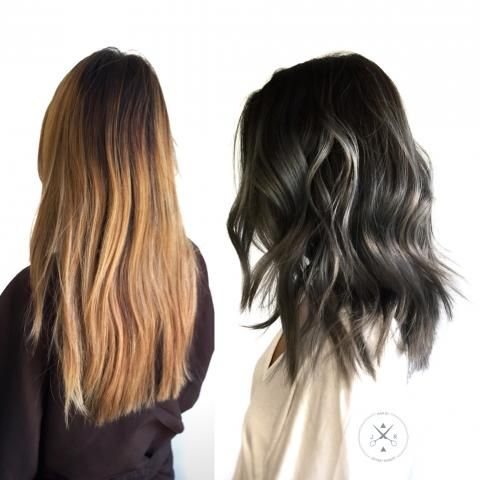 25+ best ideas about Hair transformation on Pinterest | Caramel hair highlights, Fall hair ...