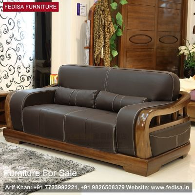 Pin on WOODEN SOFA SETS
