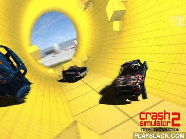 Car Crash Simulator 2: Total Destruction  Android Game - playslack.com , steer a tough car along strenuous tracks with a lot of hindrances. experiment your car in a collection of crisis states on the tracks of this game for Android. stride on the gas and  steer at the max speed accomplishable. thrust different hindrances in your route. Do amazing jumps form ramps. Speed through constricting passageways. attempt to finish a zigzagging  ring line without flying off the line. Show your steering…