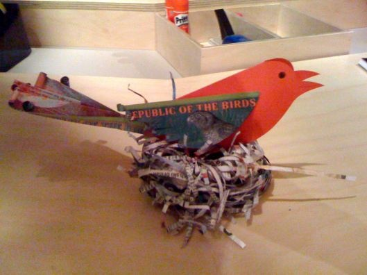 Fly Away Home - Fiona Hall