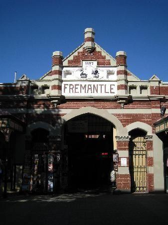 Freo Markets- Perth Western Australia