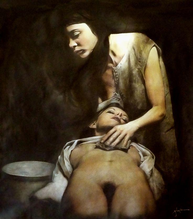 Elena CermariaFigures Art, Inspiration, De Art, Ecc Homo, Favorite Art, Art Al, Homo Neda, Cermaria Ecc, Elena Cermaria 22 Jpg