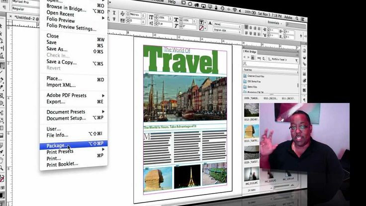Seriously, the skills taught in this video can  improve your working efficiency in a great scale. How To Get Started With Adobe InDesign CS6 - 10 Things Beginners Want To...