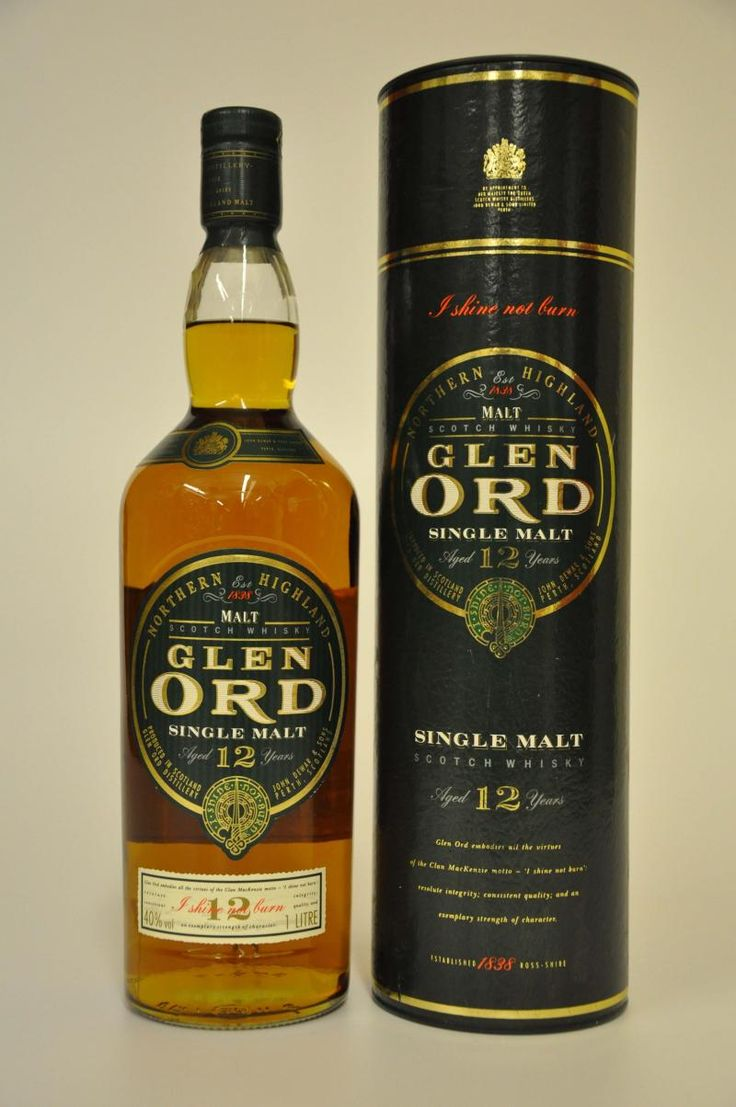 1.Glen Ord 12 jaar Muir of Ord Ross-shire northern highlands 2.Glen Ord Douglas 11jaar limited edition -need to visit and bring home some single malt to share with the Young clan. Mom would be proud.