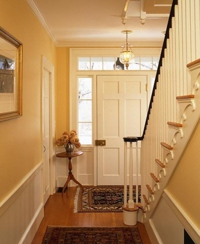 First Impressions 10 Ideas For Entrance Hallway Decor: 17 Best Ideas About Foyer Colors On Pinterest