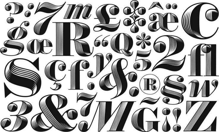 Treat Code as Process: An Interview with Hoefler & Co. Typeface Designer Andy Clymer — Type Thursday — Medium