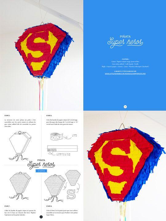super-heros-pinata.jpg (540×721)