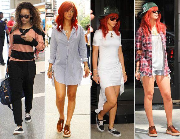 looks da Rihanna - Pesquisa Google