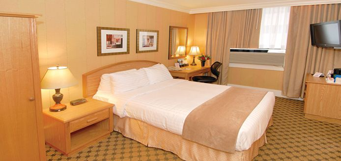 Days Inn Downtown Vancouver Accommodation - 2 Blocks, Free Shuttle to Port