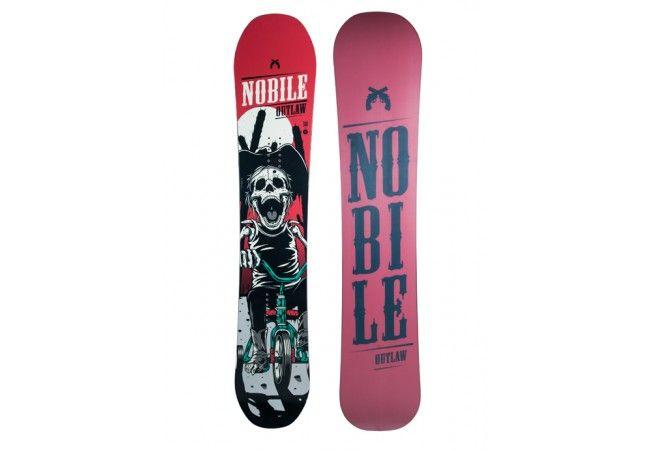 AMIGO RED N3 NOBILE SNOWBOARDS 2016