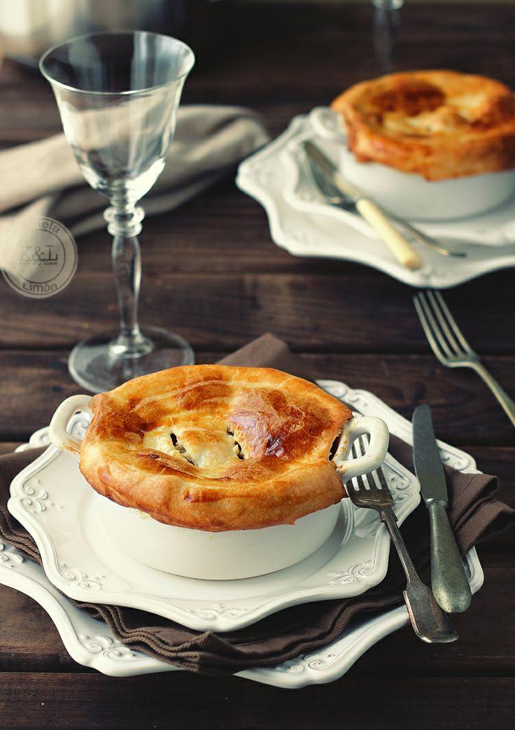 Pork Cheek & Stout Pot Pie | Kanela y Limón