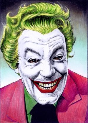 Cesar Romero's Joker - <3 this man!