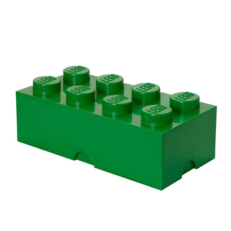 Lego Storage Brick 8 Dark