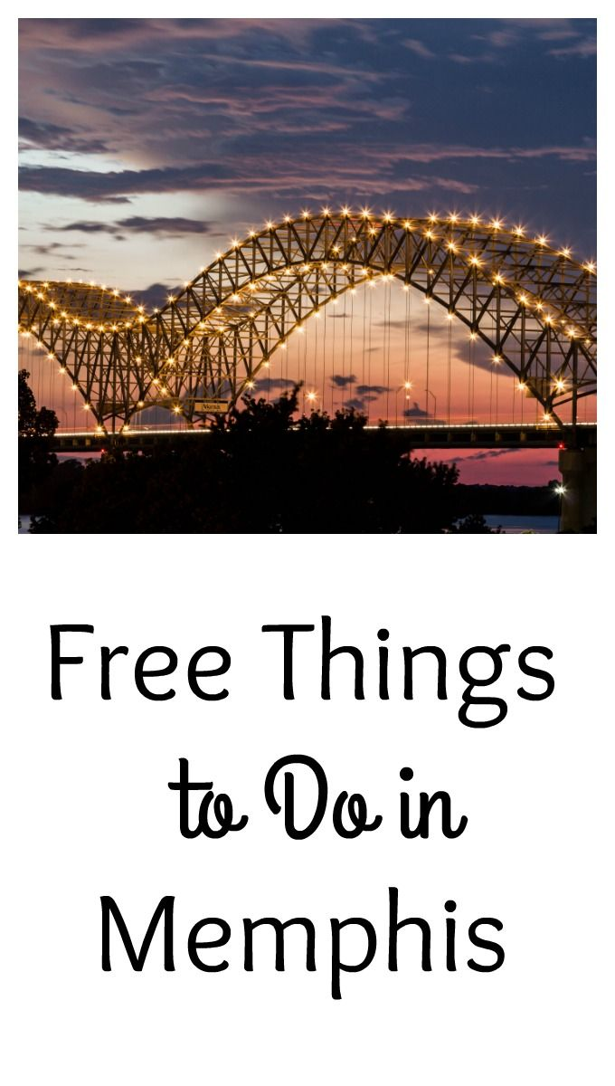 I love looking for free things to do when we travel. If you are looking for free things to do in Memphis, here is a fun list of things to do.