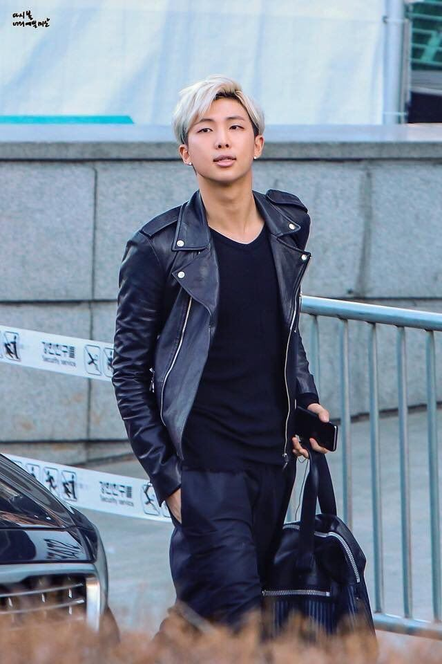 I Love Natural, unwhitewashed Namjoon. I love him the way he is. ❤️❤️❤️