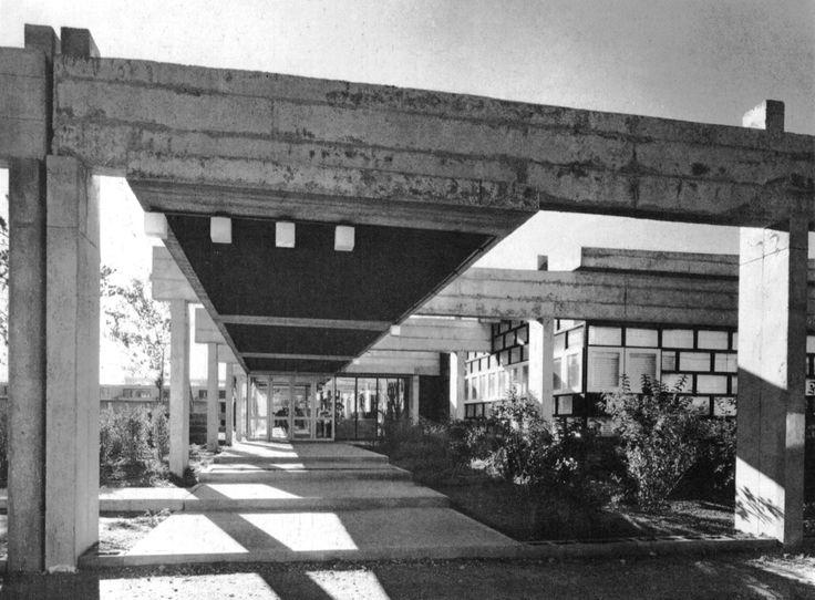 Marchiondi Spagliardi Institute, Baggio, Milan, Italy, 1959 (Vittoriano Vigano)