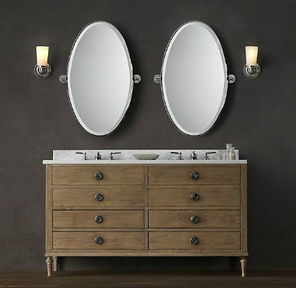 Knockout Knockoffs Restoration Hardware Maison Bathroom The Krazy Coupon Lady Home Sweet