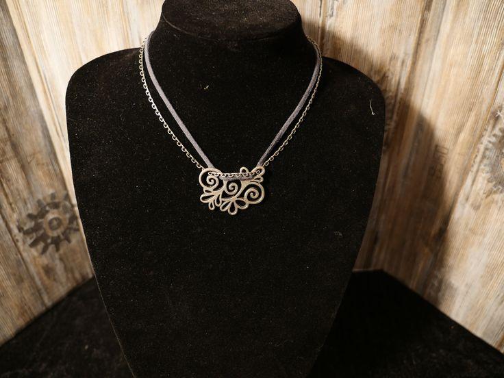 Metal pendant, by Tingxa