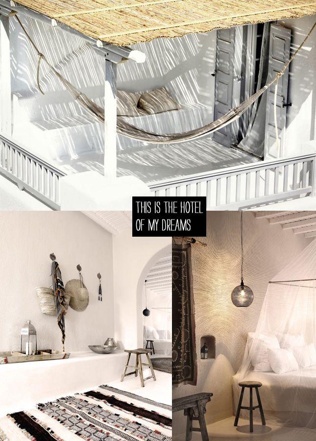 Happy Interior Blog: Hotel Of My Dreams: San Giorgio, Mykonos