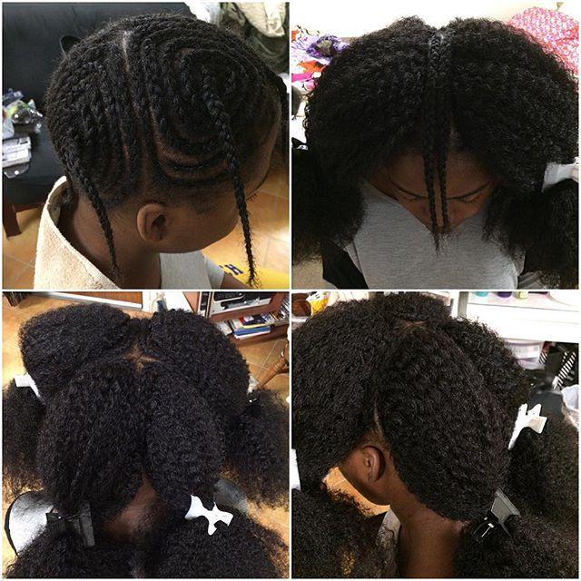 Crochet Braids Vixen No Leave Out : part vixen crochet braids...can be done with leave out or no leave out ...