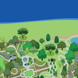 Best 25 Botanic Garden Map Ideas On Pinterest Desert Botanical Garden Botanics At Christmas