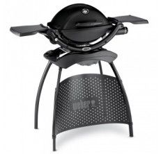 Weber Baby Q1200 Gas BBQ  Balcony must have