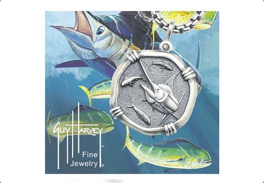 10 best guy harvey salt life images on pinterest salt for Anchor jewelry stuart fl