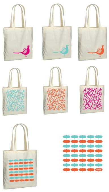 New tote bag designs! Which one would you want?