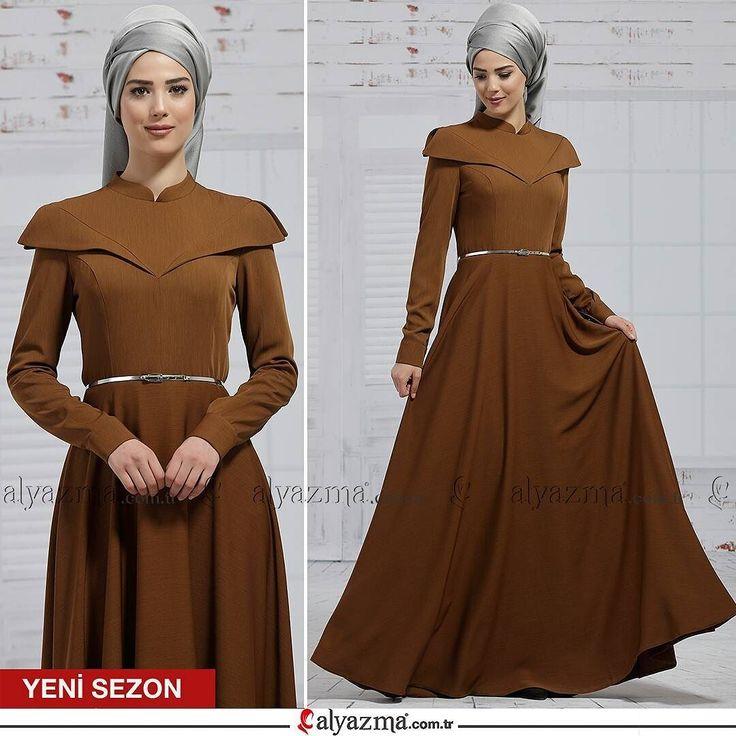 >> Nefes Elbise >> 38-40-42-44 Beden >> Fiyat: 259TL >> Sepette anında 30TL İNDİRİM >> KARGO BEDAVA >> KAPIDA ÖDEME AVANTAJI  #tesetturgiyim #tesettür #tesetturabiye #tesettur #kapidaodeme #alisveris #dugun #moda #tesetturmoda #tesettürelbise #modatasarim #hijab #instamoda #muslimwear #picofday #fashion #combination #alyazma.com.tr