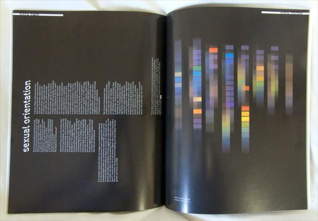 'Sexual Orientation' writing & design