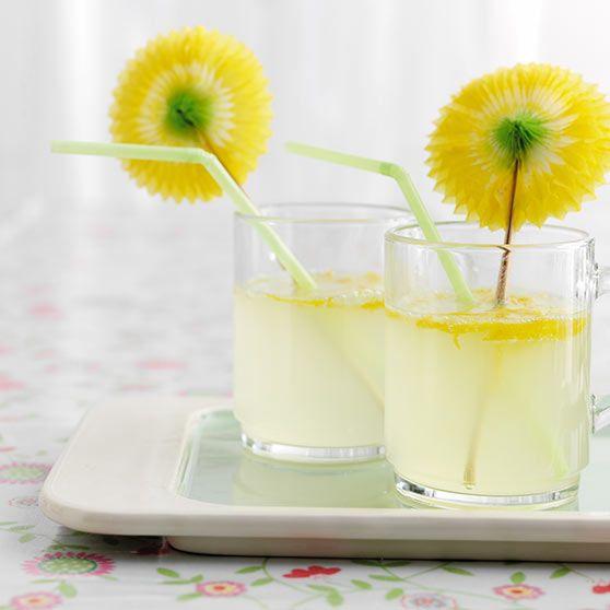 Limonade - Oppskrifter