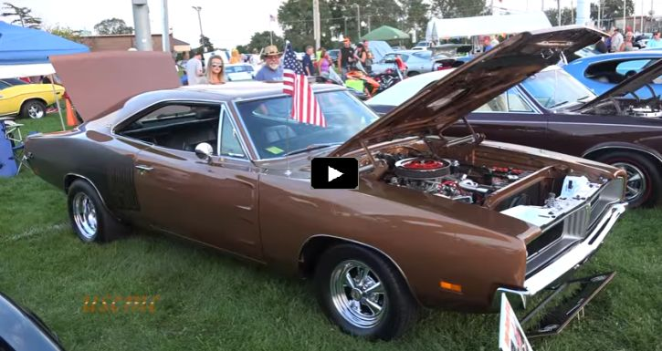 This 1969 Charger RT/SE Will Make Your Jaw Drop
