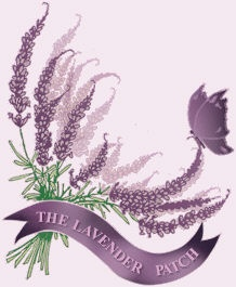 The Lavender Patch~  I love this logo~