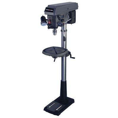 PORTER-CABLE 15-in Floor 12-Speed Drill Press
